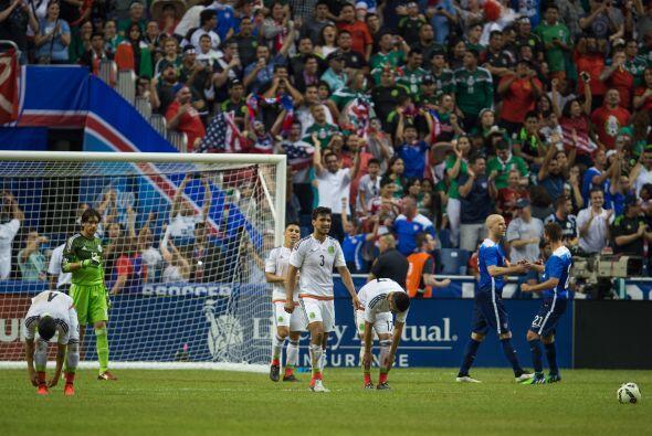 Juego EEUU vs México