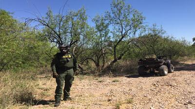 Patrulla Fronteriza explica los peligros de cruzar ilegalmente la frontera