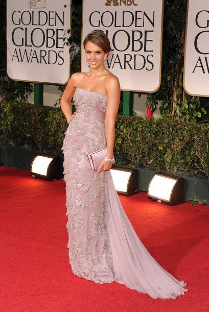 Jessica Alba anhelaba ser actriz desde los 5 años y comenzó en series in...
