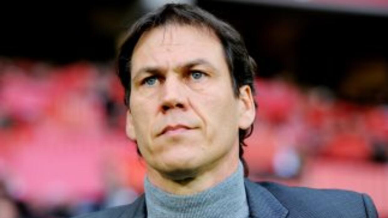 El entrenador francés viene de dirigir al Lille en su país y probará sue...