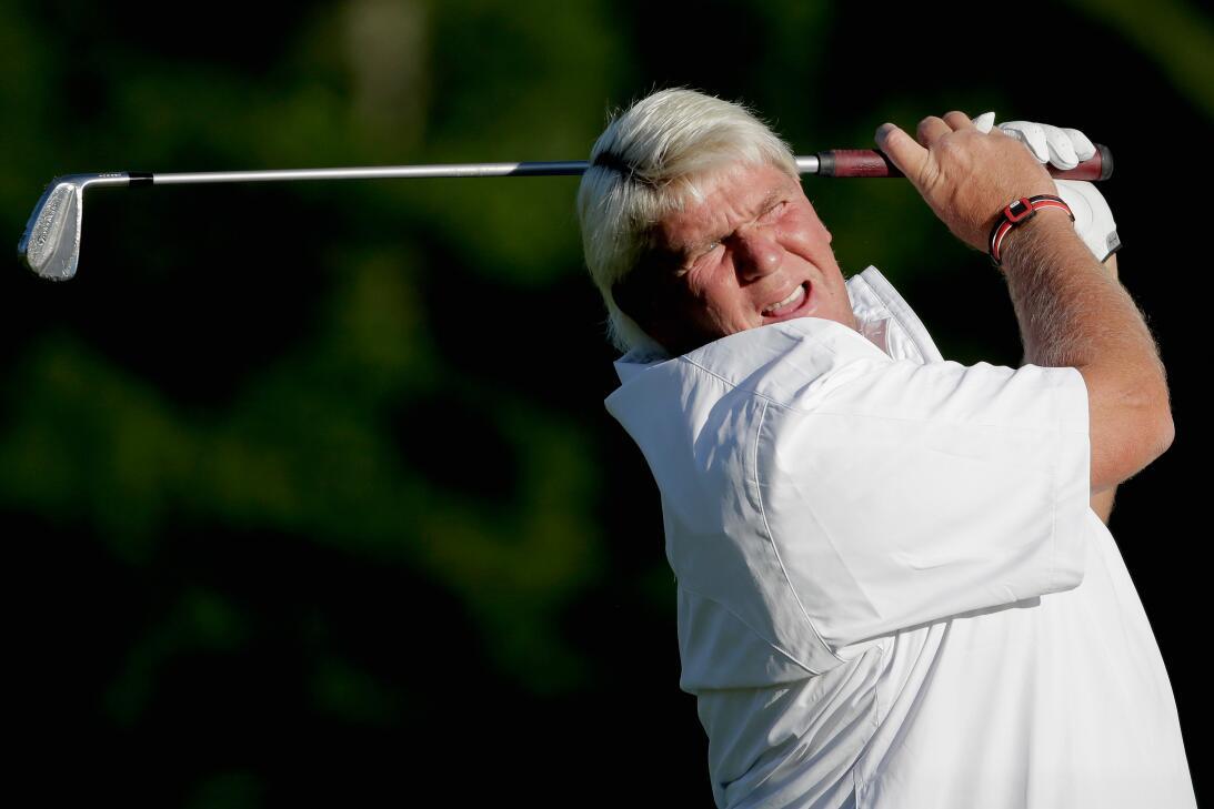 Los amigos de Donald Trump en el golf internacional gettyimages-45172366...