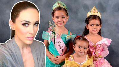 """Jacky Bracamontes asegura que lo último que quiere es criar a sus hijas como """"mujeres sumisas"""""""