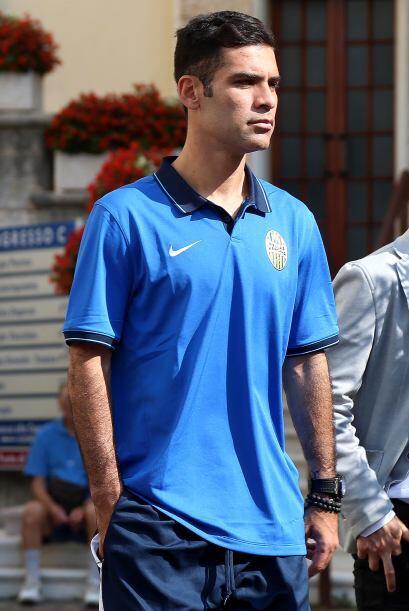 Luego de su presentación con el Hellas Verona, Rafael Márquez reunió a c...
