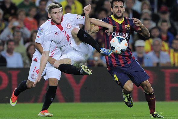 Pero el Barça se mira en el espejo y en cada partido se ve distinto, sin...