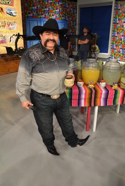 Lupe disfruta de todas las tradiciones mexicanas y sobre todo de las del...