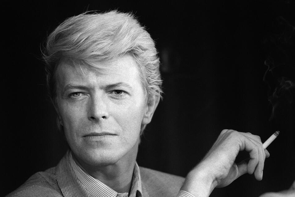 David Bowie (69 años). Su nombre verdadero fue David Robert Jones. Fue u...