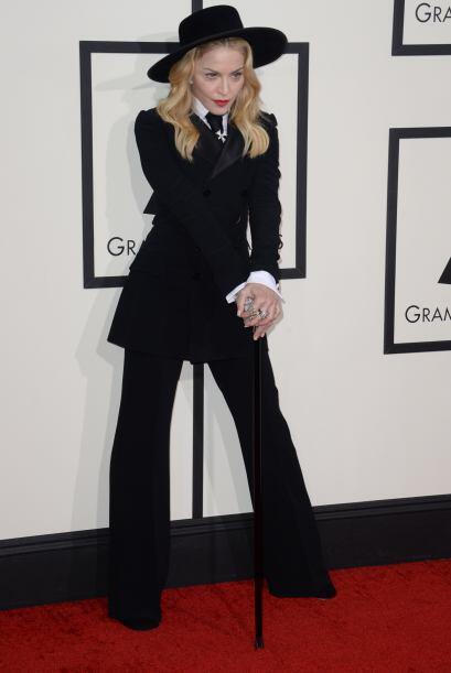 Madonna apostó fuertemente por su estilo  'boyish' apareció Madonna. Un...
