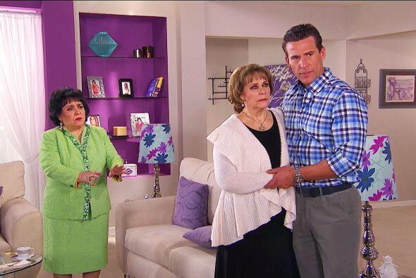 """""""Fernando"""" al fin encontró a """"Soledad"""" y quiso darle a Ana una gran sorp..."""