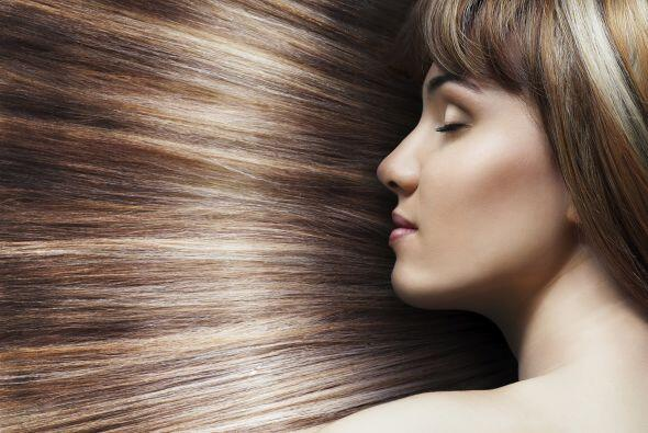Si estos nutrientes faltan lo más seguro es que tu cabellera sea débil,...