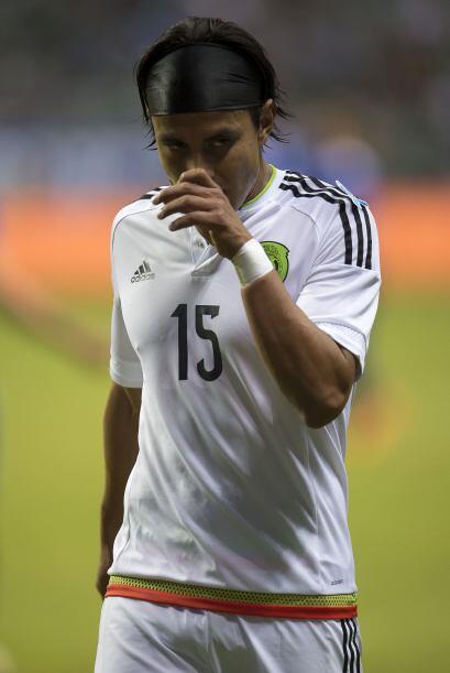 Gerardo Flores: Puede decirse que cumplió, pero no destacó mucho, subió...