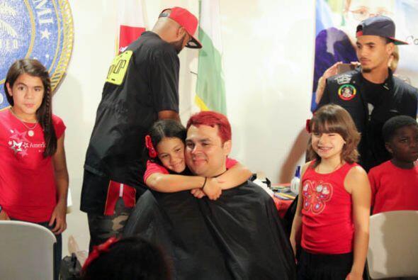 Bella Rodríguez-Torre soñaba ser policía.  Peleó contra el cancer durant...