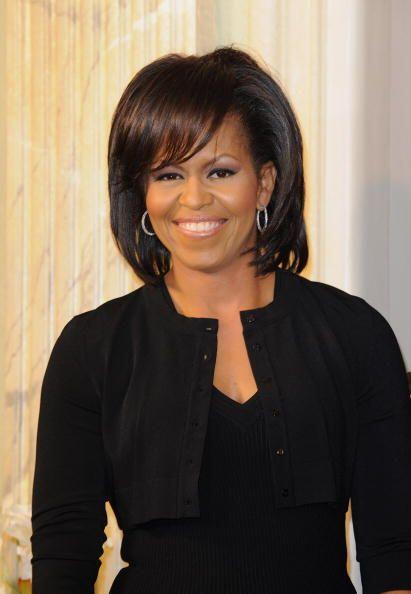 Michelle Obama es una de las mujeres más queridas por el pueblo norteame...