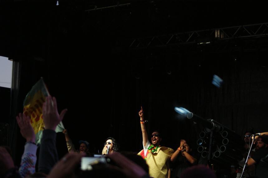 Miles se divirtieron en festival de música Fun Fun Fest este fin de sema...
