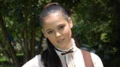 Allisson Lozz, actriz que protagonizó la novela En el nombre del amor, s...