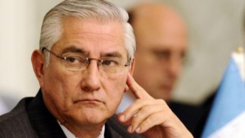 El canciller guatemalteco, Haroldo Rodas, abordará temas de seguridad, m...