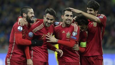 España cierra con triunfo en Ucrania