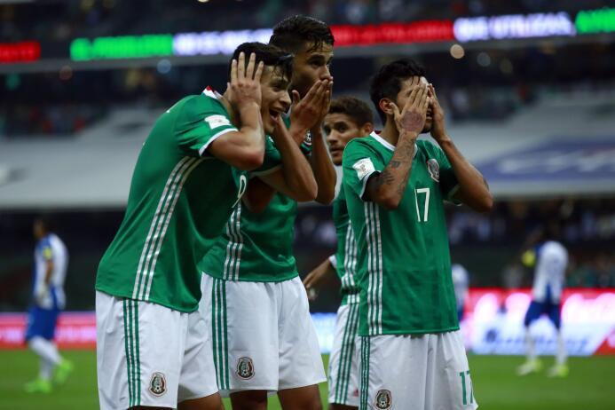 México paró de sufrir en Concacaf con estas 13 alineaciones 22hondurasA.jpg