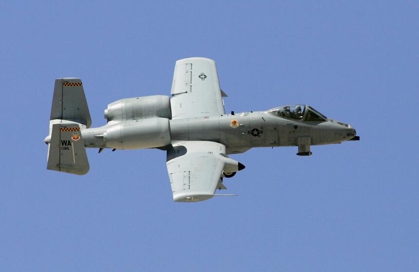 aviones fuerza aérea Estados Unidos