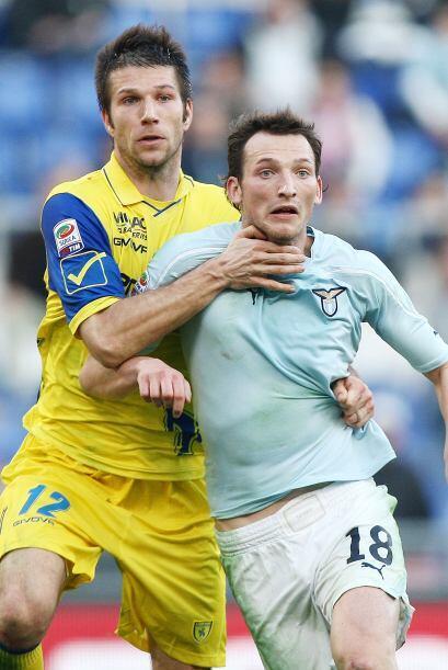 Marca fuerte en el 'Calcio'.