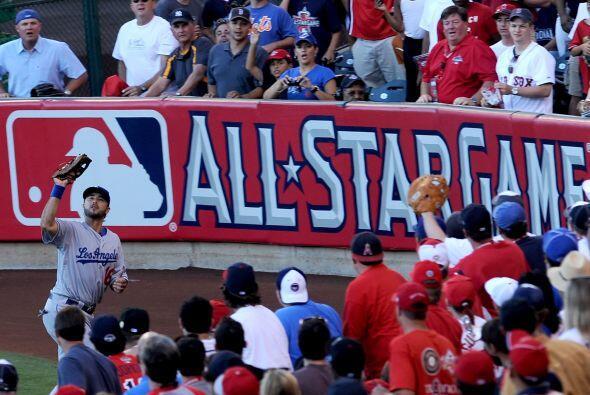 La Liga Nacional rompió la supremacía de la Liga Americana y ganó por pr...