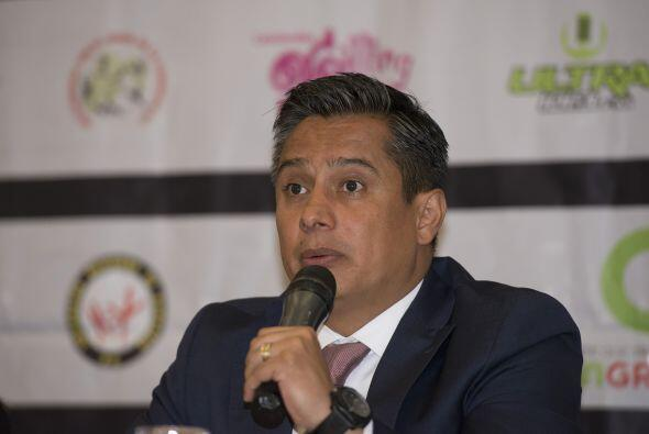 El ex clavadista mexicano Fernando Platas es actualmente el Director del...