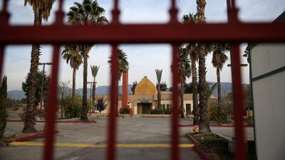Mezquita en San Bernardino, California