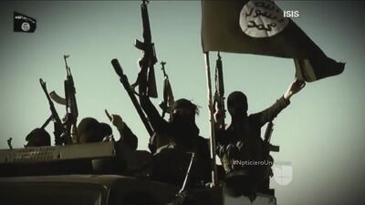 EEUU cree que ISIS usa armas químicas