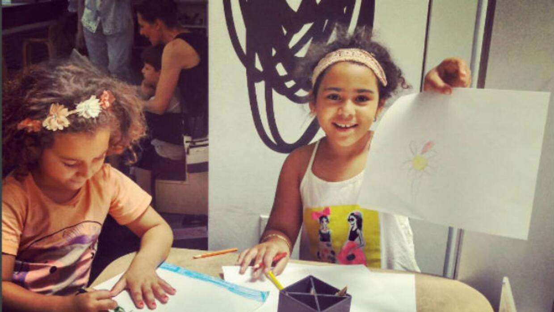 Moma Art Lab: el laboratorio de arte para toda la familia
