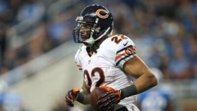 Matt Forte desea una gran temporada con los Bears