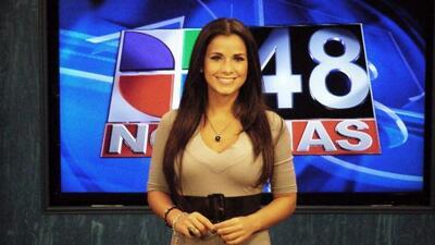 Elizabeth Robaina ex participante de Nuestra Belleza Latina 2012.