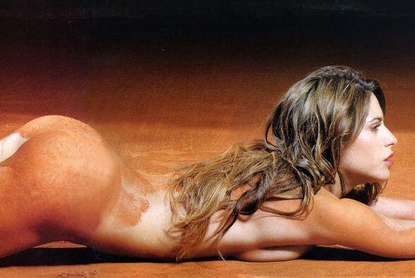 Victoria Vanucci, la bella modelo y conductora argentina, estuvo cerca d...