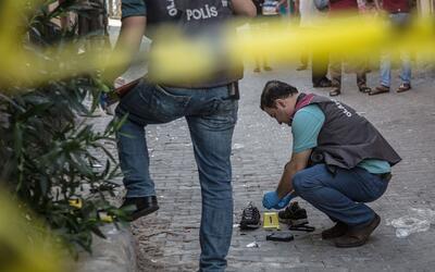 Ataque suicida en Turquía deja al menos 50 muertos