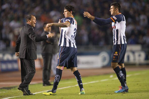 Víctor Ramos: Excelente carta de presentación del defensa...
