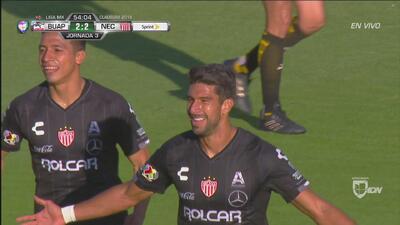 Lalo Herrera no falló el penal e igualó el marcador