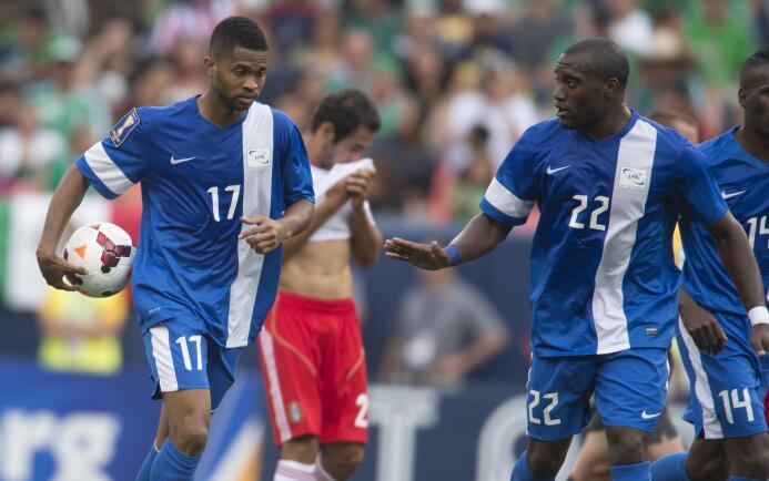 Kévin Parsemain (Martinica): 3 goles