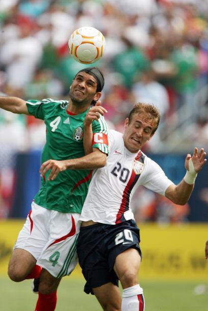 Después del fracaso ante Colombia, México recuperó la costumbre de jugar...