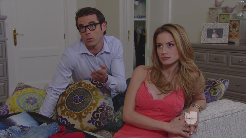 El matrimonio de Erick y Consuelo se desmorona
