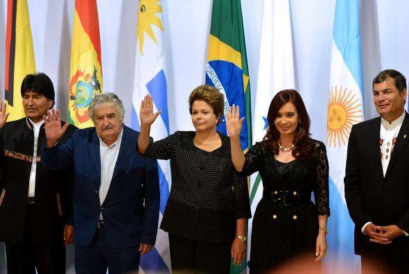 Este año hubo sucesos que pusieron a América Latina en los ojos de todo...