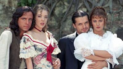 Edith González lamenta la muerte de uno de sus compañeros de la telenovela 'Corazón salvaje'