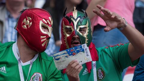 """Federación envío mensaje a los fans por el grito de 'pu…': """"No queremos..."""