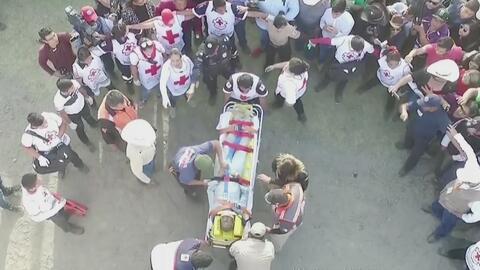 Muerte de un hombre enluta el gran festejo de Rubí Ibarra en San Luis Po...