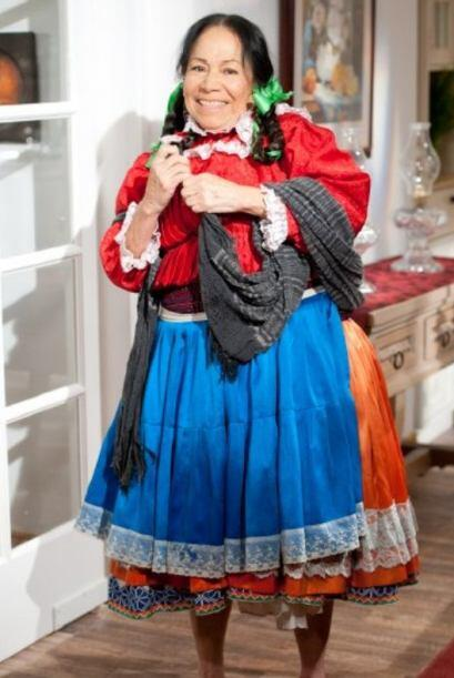 María Elena Velasco nos dejó un entrañable personaje que hizo reír duran...