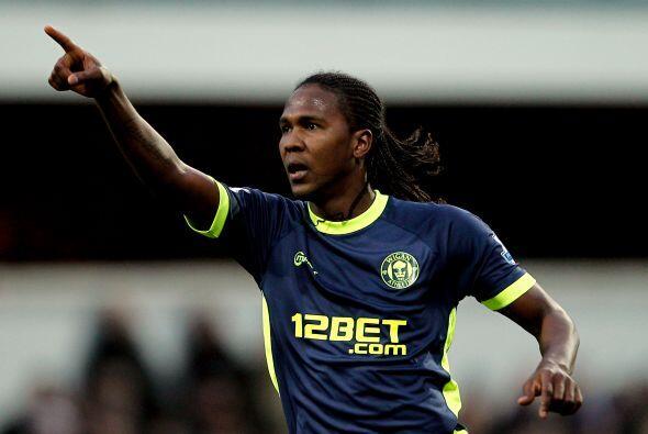 La noticia positiva es que el colombiano Hugo Rodallega marcó el gol del...
