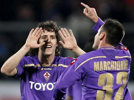 La 'Juve' comenzó ganando con gol de Diego, pero Marchionni marcó el 1-1.