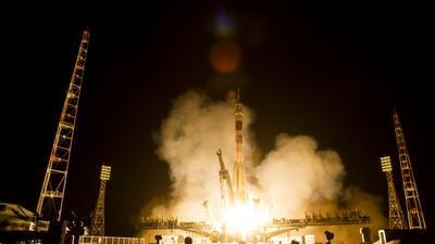 La NASA sigue haciendo pruebas en su transporte a Marte.