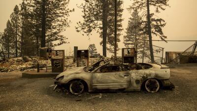 Incendios en California: el número de muertos sube a 31, las autoridades buscan a más de 200 desaparecidos