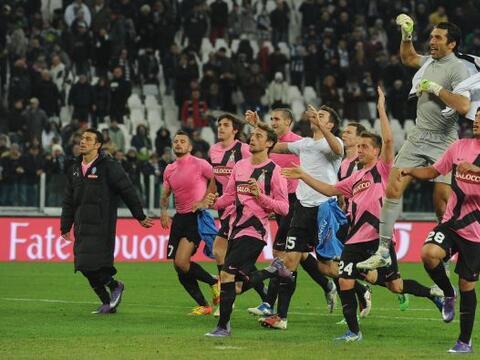 Pasó otra semana del 'calcio' italiano y de nueva cuenta la Juven...