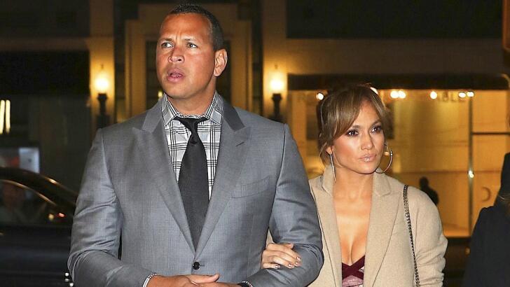 Álex Rodríguez llevó a Jennifer López a cenar en Nobu, para celebrar el...