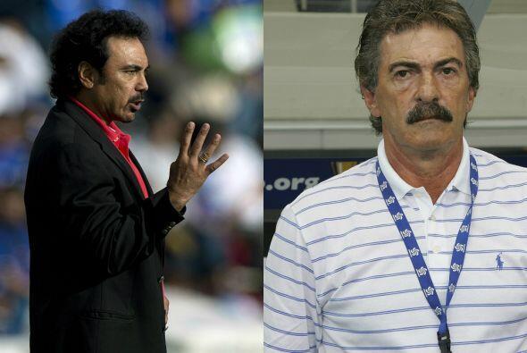 Hugo Sánchez Vs. Lavolpe. Hugo Sánchez y Lavolpe tienen una relación sum...