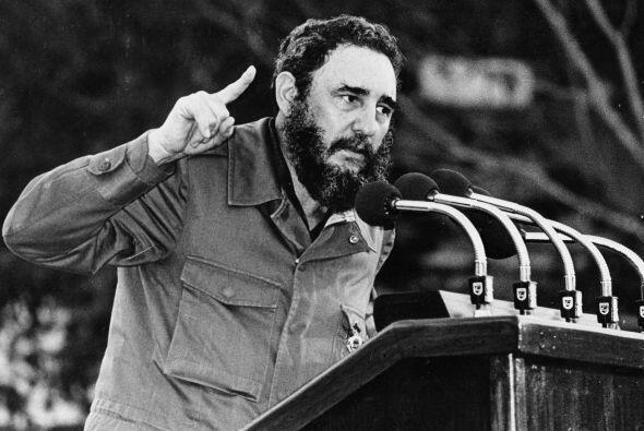 Este 13 de agosto de 2014 el expresidente de Cuba, Fidel Castro cumpli&o...